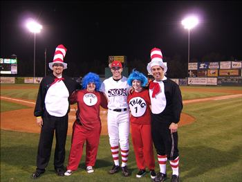 Lake Elsinore Dr. Seuss