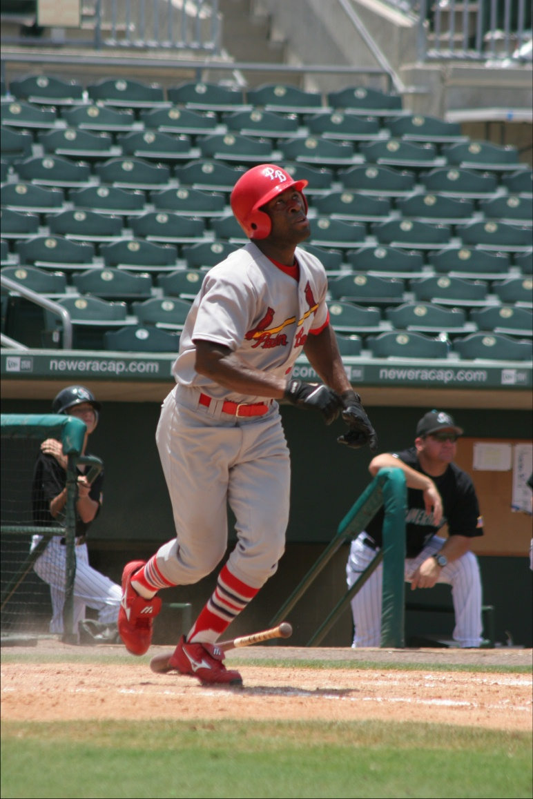 Cuban defector Amaury Marti is a St. Louis Cardinals minor league prospect